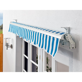 Polyester Tente Mavi-Beyaz 300x200 cm