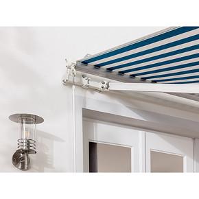 Polyester Tente Mavi-Beyaz 400x250 cm