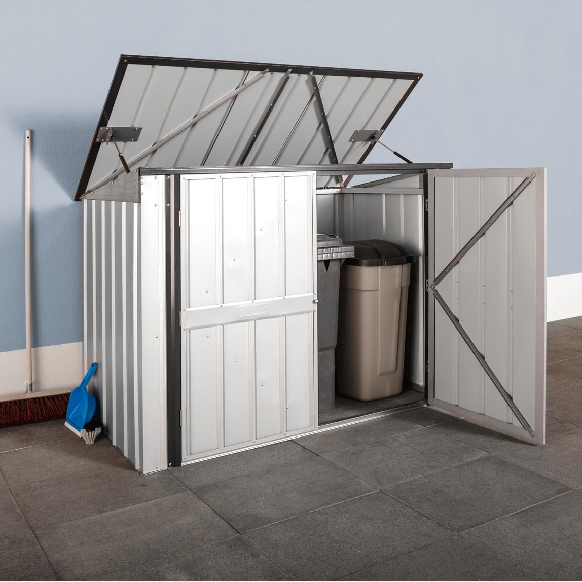 Smart Bahçe Çöp Konteyner ve Depolama Sandığı