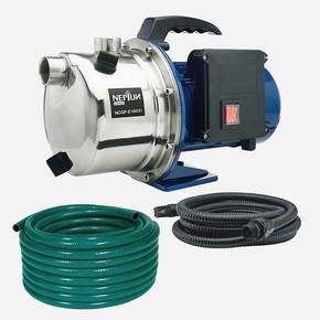 Neptun NCGP-E 100/2i Bahçe Pompa Seti
