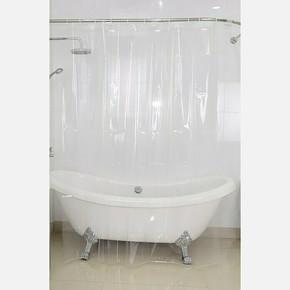 Duş Perdesi Transparent 180x200cm