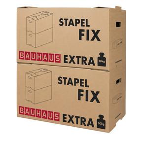 BAUHAUS Stapel Fix Taşıma Kolisi