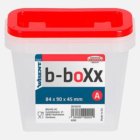 B-Boxx Saklama Kutusu Boy-A 4,5X9,0X8,4 Cm