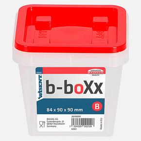 B-Boxx Saklama Kutusu Boy-B 9,0X9,0X8,4 Cm