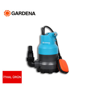 Gardena 6000S Dalgıç Pompa