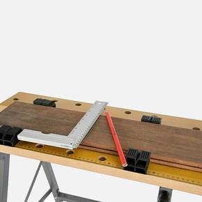 Katlanabilir Çalışma Tezgahı 120,5x140x64,5cm