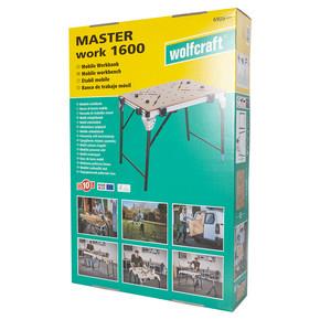 Masterwork 1600 Çalışma Tezgahı