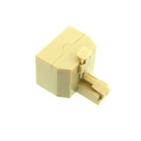 Rj45 1 Erkek/2 Dişi Ağ Splitter Adaptör
