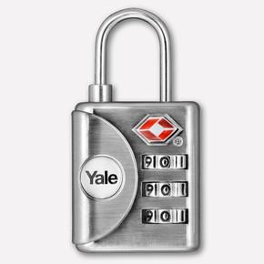 TSA Onaylı Şifreli Asma Kilit