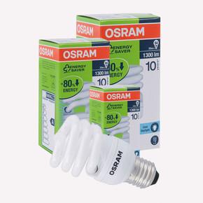 Osram Enerji Tasarruflu 3'lü Ampul Beyaz Işık