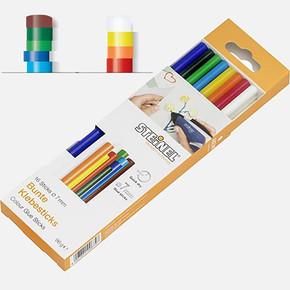 Color Yapıştırma Çubukları  7x250Mm  96Gr