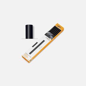 Sıcak Silikon Mum Çubuklar 11x250Mm  250Gr  Siyah