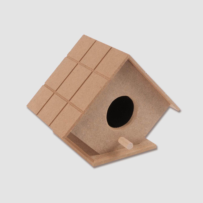 Boyanabilir Kus Yuvasi Buyuk Bauhaus
