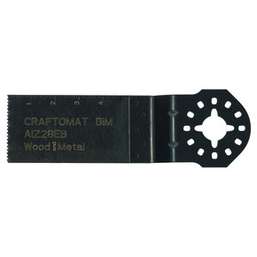 Craftomat AIZ 28 EB BIM Ahşap&Metal 28 mm