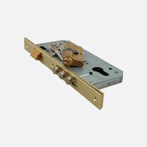 Bilyalı Silindir Rulman 45X68 mm Nikel 3 Milli