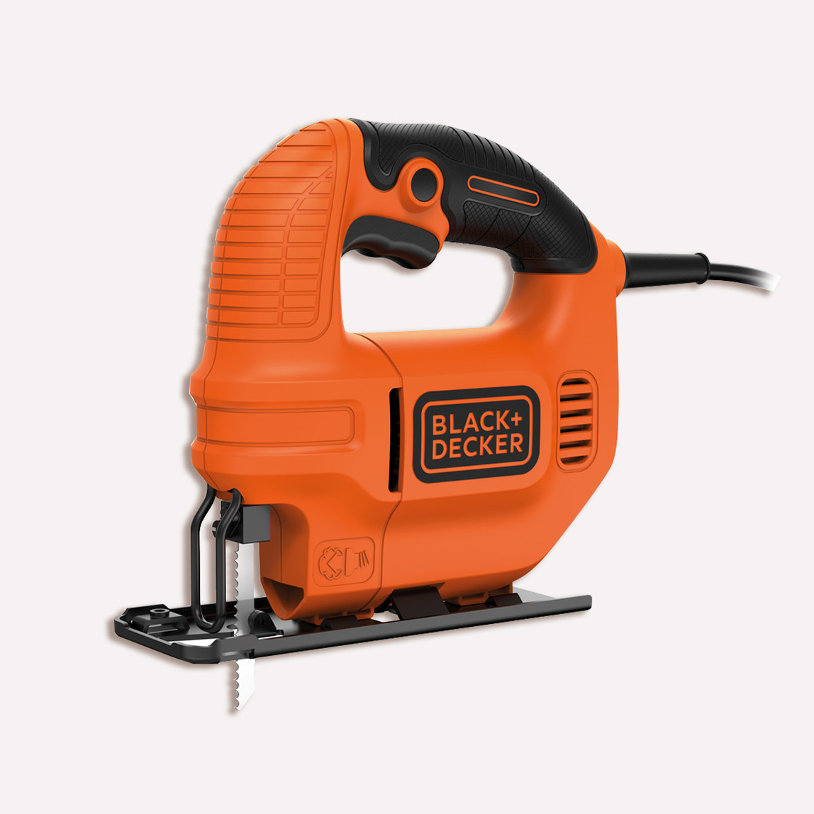 Black&Decker KS501 400W Dekupaj Testere