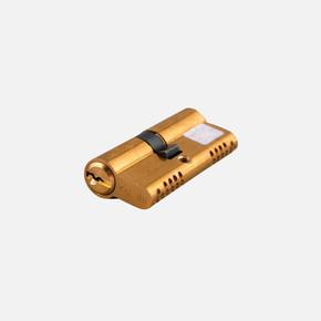Süper Cerman Barel Çelik Pimli 90 mm Sarı