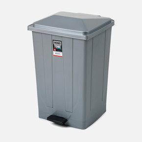 Bora Pedallı Çöp Kovası (KARE)