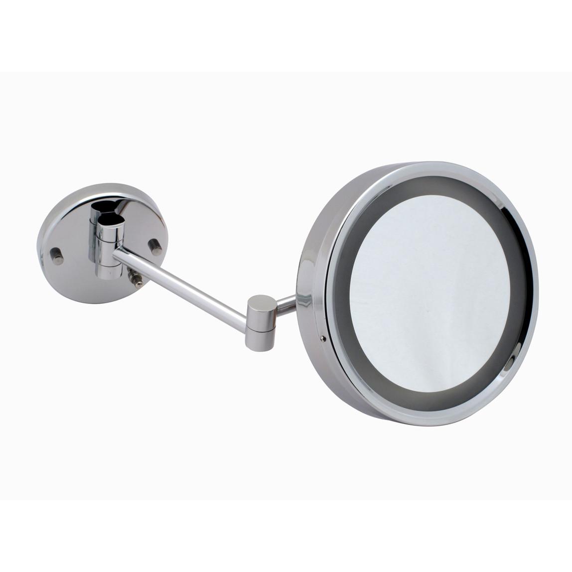 Işıklı Makyaj Aynası