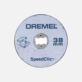 Speedclick 2'li Kesme Diski 38mm