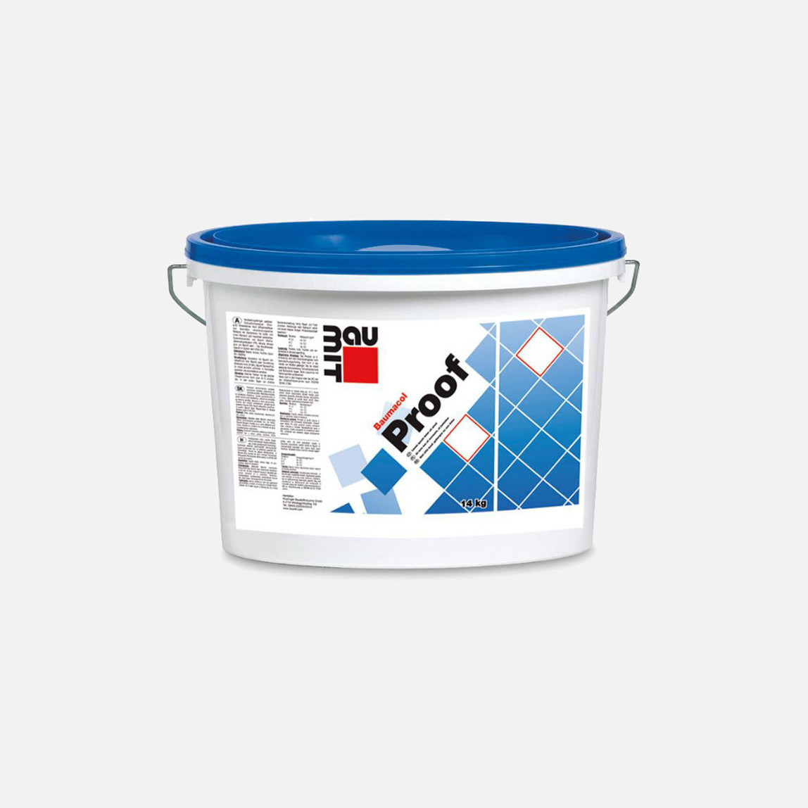 Baumacol Proof (Likit Su Yalıtım Mlz) 7kg