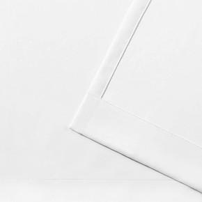 Saten Güneşlik Perde Beyaz 250X200cm