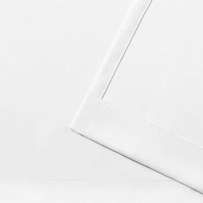 Saten Güneşlik Perde Beyaz 250X270cm