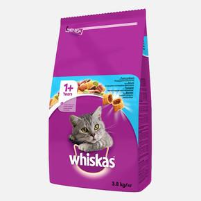 Whiskas Ton Balıklı Kuru Kedi Maması 3.8 kg