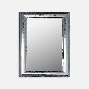 Mozaik   Beyaz   Ayna