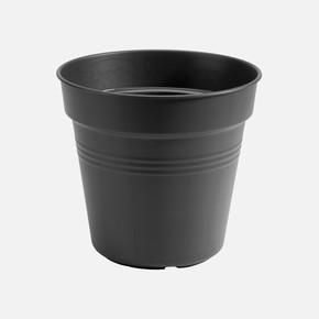 Elho Green Basics Yetiştirme Saksısı Siyah 11 cm