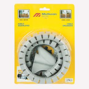 Mutlusan Kablo Toplayıcı Set 28 mm