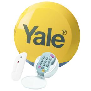 Yale Compact Kablosuz Alarm Seti