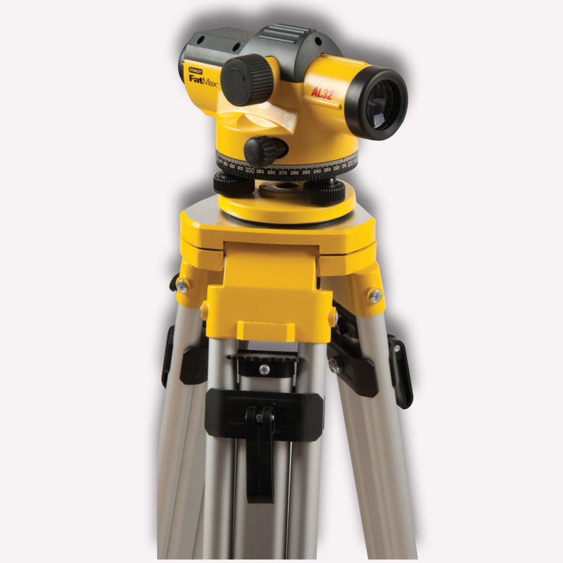 Stanley AL32GVP KIT Optik Nivo