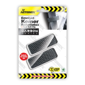 Emniyet Kemer Rahatlat Carbon 044359