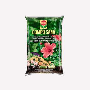 Compo Çiçekli Bitki Toprağı 10 lt