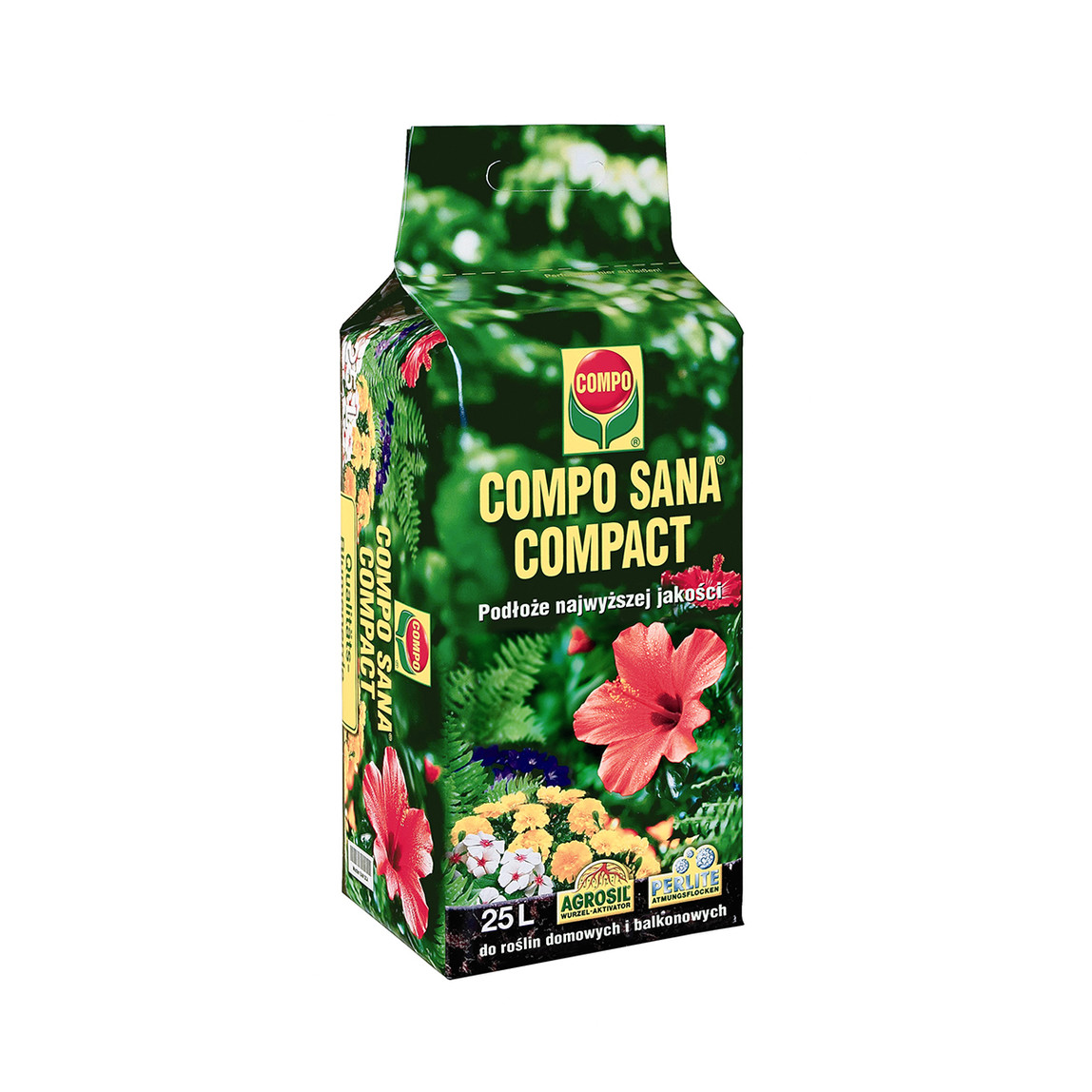 Compo Çiçekli Bitki Toprağı 25 lt