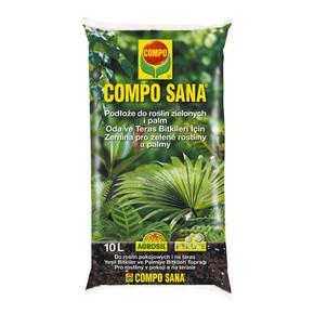 Compo Yeşil Bitkiler Toprağı 10 lt