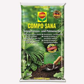 Compo Yeşil Bitkiler Toprağı 20 lt