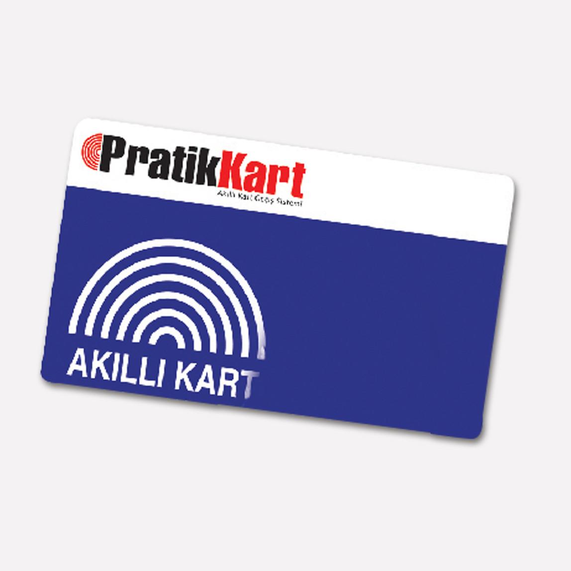 PratikKart 25'li Akıllı Kart