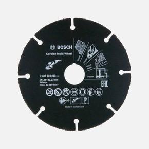 Carbide Multiwheel 125Mm