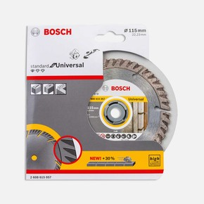 Elmas Disk  115 mm Standart For Unıversal