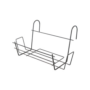 Üçsan Begama 50 cm Metal Ferforje Balkon Saksı Askısı