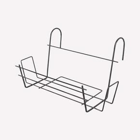 Üçsan Ürgüp 60 cm Metal Ferforje Balkon Saksı Askısı
