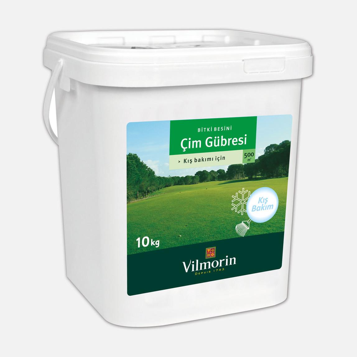 Vilmorin Çim Gübresi Kış Bakım 10 kg