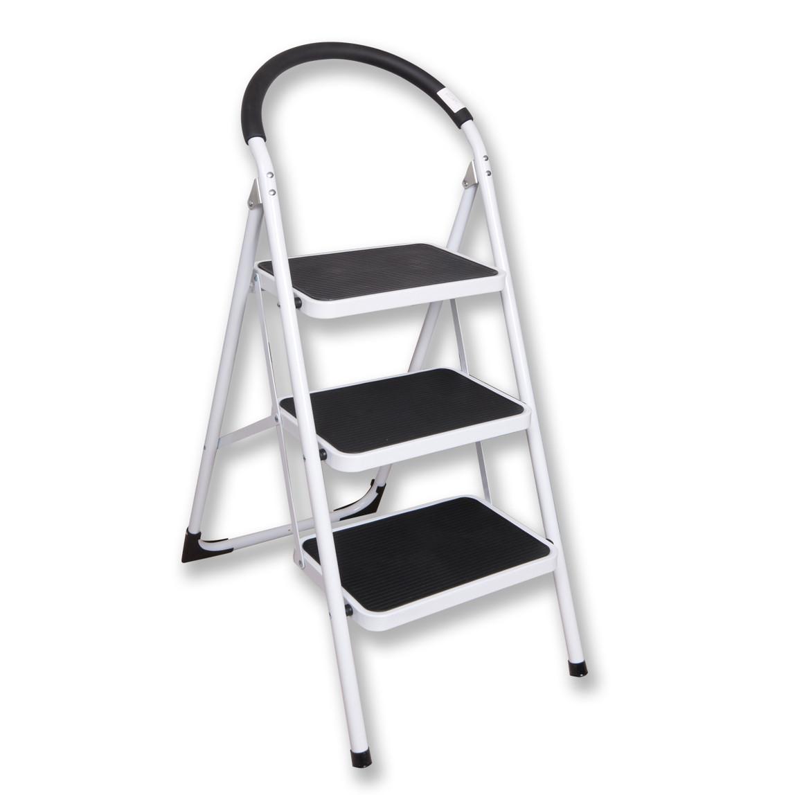 Stabilit 3 Basamaklı Oturaklı Merdiven