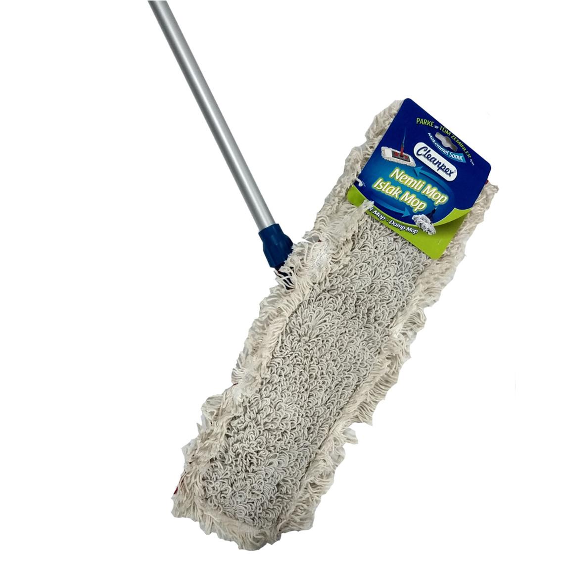 Cleanpex Nemli Mop Seti