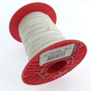 Jaluzi İpi Beyaz 1,7 mm