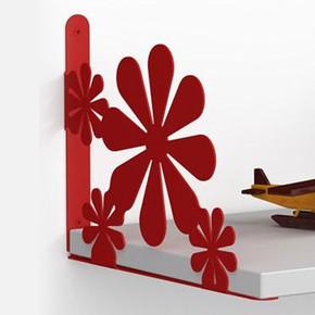 Çiçek Raf Konsol Takımı Kırmızı