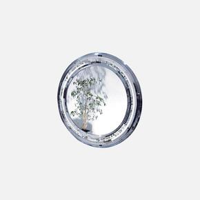10X10 mm  Mozaik   Beyaz  Ayna