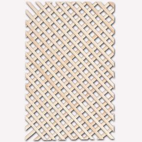 Sasna Seperatör 100x200 cm Naturel Renk